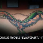 Tattoo By: Charlie MacGill